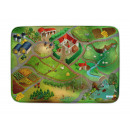 wholesale Toys: House of Kids Play  mat Farm - Ultra Soft Conn