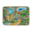 House of Kids Play  mat Zoo - Ultra Soft Con