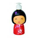 grossiste Meubles de salle de bains  & accessoires: Distributeur de  savon Chidolly (Rouge)
