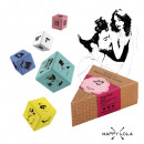 wholesale Parlor Games:Orgy Love Dice