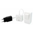 wholesale Garden & DIY store: EcoSavers -  Wireless Doorbell - Kinetic Energy