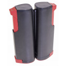 Table tennis net (black and red)