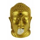 grossiste Figurines & Sclulptures: Hero Rotary Buddha  Holder Tissue Box - Gold