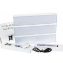grossiste Ampoules: Light Box Cinema  LED rechargeable avec adaptateur