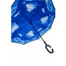 wholesale Handbags: Duks Double  Inverted Clouds Umbrella