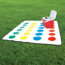 Twister Picknick-Decke