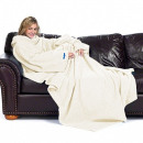 Großhandel Bettwäsche & Matratzen: Ultimative Slanket - Cream