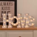 Carnevale della lampada LED HOME - Bianco