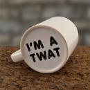 Großhandel Haushalt & Küche:Ich bin ein Twat Tasse