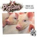 Pigsaw - 550 pcs Puzzle