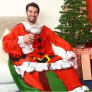 Großhandel Dekoration: Snug-Teppich Weihnachten - Sankt