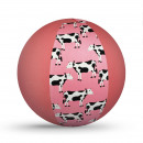 grossiste Articles de fête:Vache ballon rose