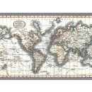 wholesale Carpets & Flooring: Carpet Chart of the World - Mercator projection