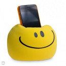 Smartphone Pillow Phone Holder - Smile