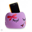 Smartphone Pillow Phone Holder - Girl