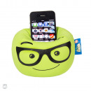Smartphone Pillow Phone Holder - Nerd