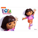 wholesale Licensed Products:3D Dora Lamp