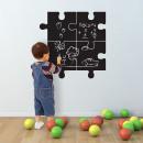 groothandel Wandtattoos: Walplus Krijtbord  Decoratie Sticker - Puzzel