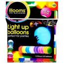 Globos LED mixta 15-pack