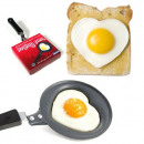 wholesale Houshold & Kitchen: Heart-shaped frying pan - 12 cm
