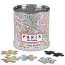 Ville de Paris Puzzle Magnets