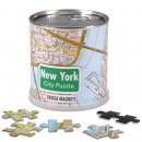 Nueva York Imán Puzzle