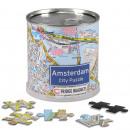 wholesale Puzzle: Amsterdam City Puzzle Magnets