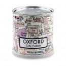 wholesale Puzzle: Oxford City Puzzle Magnets