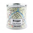 wholesale Puzzle: Brugge City Puzzle Magnets