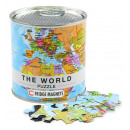 wholesale Puzzle: The World Puzzle Magnets (ENG)