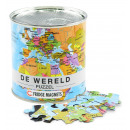 wholesale Toys: The World Puzzle Magnets (NL)