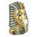 grossiste Décoration: King Tut Holder Tissue Box