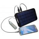 PowerPlus Camel - Solar USB Power Bank - 2 x USB 5