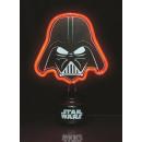 grossiste Articles de fête: Fizz Creations  Star Wars Darth Vader Neonlight