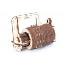 grossiste Articles Cadeaux: Ugears Modèle bois - Combination Lock