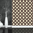 grossiste Stickers mureaux: Walplus Sticker  décoration Wall Sticker - Cercle S