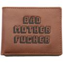 Original Bad Mother Fucker Wallet - Brown