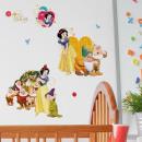 Walplus Kinder Dekoration Aufkleber - Disney Sneeu
