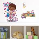 Walplus Kinder Dekoration Aufkleber - Disney Doc M
