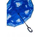 Großhandel Handtaschen: Duks Doppel  Inverted Wolken Regenschirm