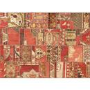 Exclusive Edition Carpet Autunno 4 - Patchwor turc
