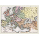 grossiste Tapis & Sols: Exclusive Edition  Tapis Map Europe - Carte mondial