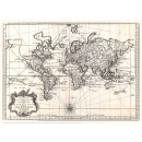 Exclusive Edition Carpet World Map Erdkugel - Noi