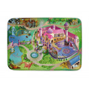 wholesale Toys: House of Kids Play mat Princess Castle - Ultra S