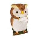 grossiste Electronique de divertissement: Porte-héros Rotary Owl boîte de mouchoirs