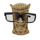wholesale Decoration: Rotary Hero Tiki Glasses Holder - Cream