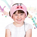 Snuggly Rascals Over-Ear Earphones - Pig
