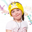 Snuggly Rascals Over-Ear Headphones - Giraffe
