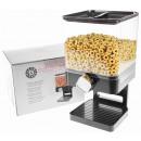 Lusso singolo Cornflakes Dispenser - Nero