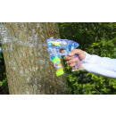 wholesale Toys: Bubble Gun with Light and Sound